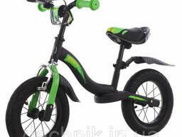 Беговел детский Tilly Balance T-212520 Rocket Green, зеленый