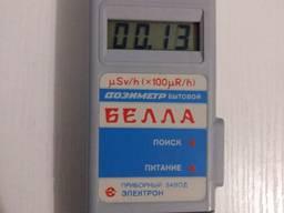 БЕЛЛА - Дозиметр гамма-излучения носимый