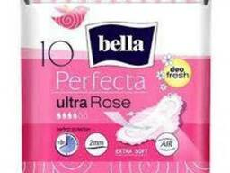 Bella Прокладка perfecta Ultra rose deo 10шт 4 Каплі