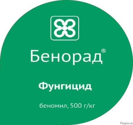 Бенорад (беномил, 500 г/кг. )