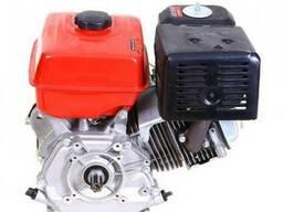 Бензиновый двигатель Булат BТ190F-Т (шлицы, бензин 16л. с. )