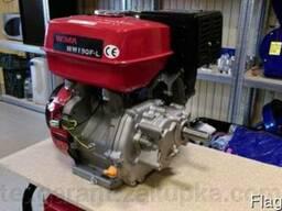Бензиновый двигатель WEIMA WM190F-L (HONDA GX420) (редуктор