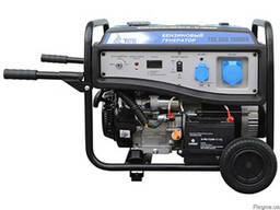 Бензиновый электрогенератор TSS SGG 7500EH
