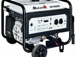 Генератор бензиновый 6, 0 кВт, Матари (Япония) М8000Е