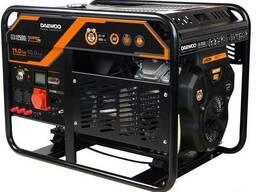 Бензиновый генератор Daewoo GDA 12500E-3 продам