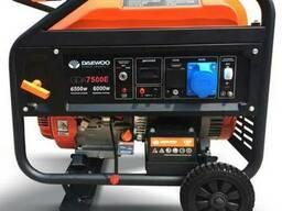 Бензиновый генератор Daewoo GDA 7500E Expert продам