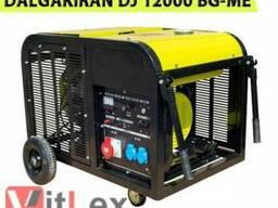 Бензиновый генератор Dalgakiran DJ 12000 BG-ME.