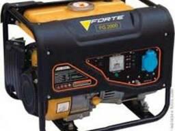 Бензиновый генератор Forte FG 2000 (электростанция)