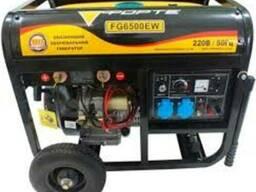 Бензиновый генератор Forte FG 6500 EW сварочный