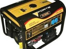 Бензиновый генератор Forte FG 8000EА (электростанция)