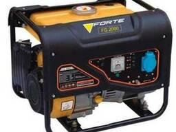 Бензиновый генератор forte FG2000 1.5 кВт, 26 кг