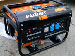 Бензиновый генератор Patriot GP 3810 L. 3000 W.