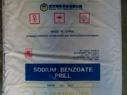 Бензоат натрия Гранулированный