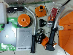 Бензокоса (мотокоса) Powercraft BK 5230 n + масло в подарок! - фото 3