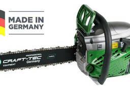 Бензопила Craft-Tec CT-7007 / 2 шины 2 цепи / двигатель 5,4 кВт/