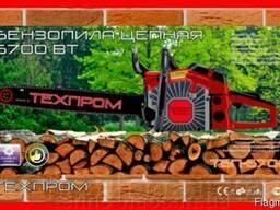 Бензопила Техпром ТБП-6700