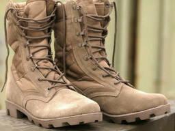 Берцы армейские США Jungle Coyote