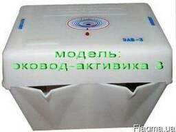 Бесфильтровый очиститель воды Эковод 3 литра ЭАВ 3К фильтр - фото 1