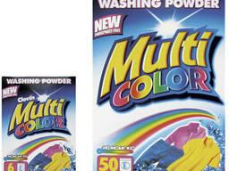 Бесфосфатный порошок для стирки Multicolor сашетка, 0, 2 кг