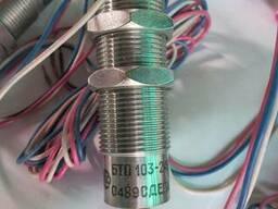 Бесконтактные датчики(выключатели, перекл. ) БТП 103-24у3-24в