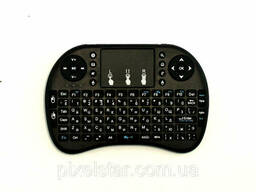 Беспроводная мини клавиатура с подсветкой MINI Keyboard. ..