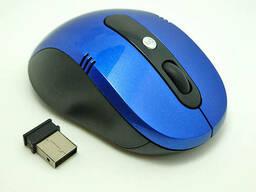 Беспроводная оптическая мышка мышь G 108 Blue