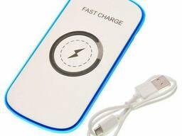 Беспроводное зарядное устройство Qi FAST Charge Белый