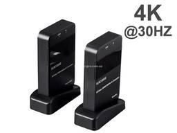Беспроводной удлинитель HDMI, 4К до 30 м