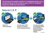 Беспроводной удлинитель с PC к телевизору HDMI / VGA - фото 3