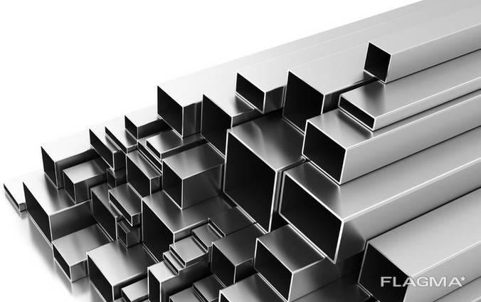 Алюминиевые профильные анодированные трубы