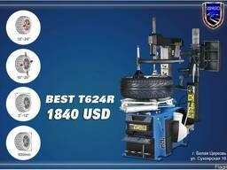 Best T624R шиномонтажный стенд с третьей рукой
