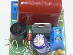 Радиоконструктор K257 Бестрансформаторный стабилизатор напряжения 5…15в 40ма