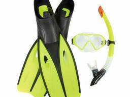 Bestway Набор для плавания 25021 (Зелёный)