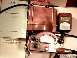 Бета-гамма радиометр КРБГ-1