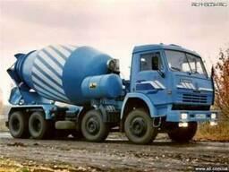 Бетон М 100, М 200, М 250, М 300 с доставкой