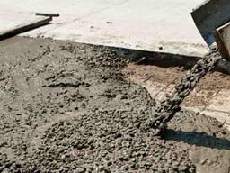 Товарный бетон в ассортименте летний зимний морозный