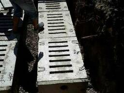 Бетонный дренажный тоннель для автономной канализации