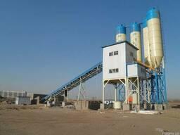 Бетонный мини-завод HZS90