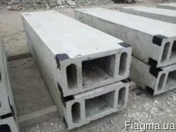 Бетонный вентиляционный блок ВБ 4-33-2, большой выбор ЖБИ