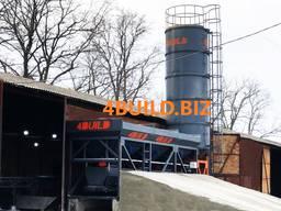 Бетонный завод, бетонний завод, РБУ, БЗУ, ЖБИ, растворобетонный узел