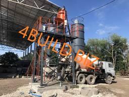 Бетонный завод, РБУ, БСУ, бетоносмесительная установка