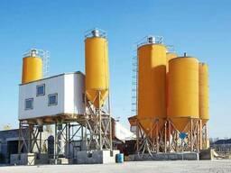 Бетонный завод СБ-145-3А производительность БСУ 60 м³/ч