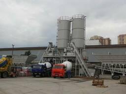 Бетонный завод СБ-560 (Д) производительность 60 м³/ч