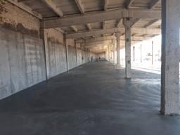 Монтаж бетонного пола с применением технологии «топпинг»