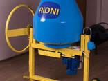 Бетономешалка ременная RiDNi на 160 литров - фото 1