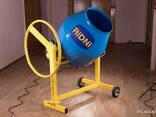 Бетономешалка ременная RiDNi на 160 литров - фото 2