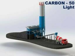 Бетоносмесительная установка «Карбон-50 Light»Бетонный завод