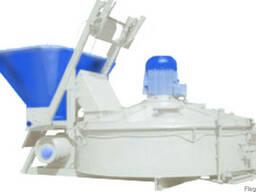 Бетоносмесительный блок СБ-238М производительность 30 м³/ч