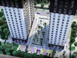БЕЗ%, 3к квартира від 74м, нова, Сормівська 3, Метрополія-Да