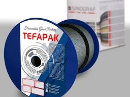 Безасбестовая сальниковая набивка Tefapak GRF 260
